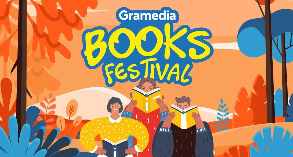 Diskon Hingga 90 Persen! Hanya di Gramedia Books Festival Mall @ Alam Sutera